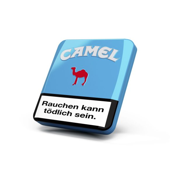 Camel Metal Tins